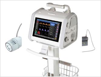 Portable Pulmonary Ventilator